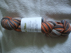 cardea - the great pumpkin- twisted fiber