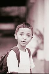 Udin (::shahir::) Tags: slr film monochrome analog 35mm olympus malaysia manual zuiko om2 kodaktmax400 johor omsystem canoscan8800f om852