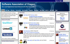 Software Association of Oregon - Your Local Neighborhood Social Network for the Tech Community