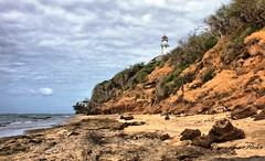 DIAMOND HEAD LIGHTHOUSE (RUSSIANTEXAN ) Tags: lighthouse hawaii nikon pacific oahu shore diamondhead honolulu russiantexan d700 goldstaraward nikonflickraward nikon2470mmf28g anvarkhodzhaev russiantexas svetan svetanphotography