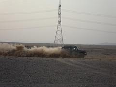 whoosh (shine_on) Tags: desert offroad 4x4 toyota jeddah suv fj landcruiser saudiarabia cruiser  fjcruiser       feshfesh