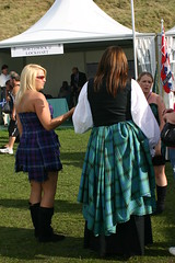 Clan Borthwick & Lockhart at The Gathering 09