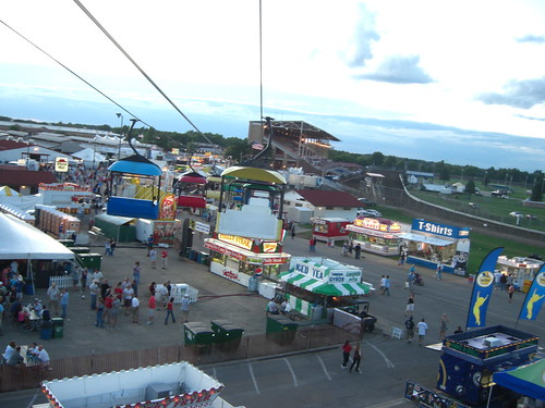 View from the Sky Ride