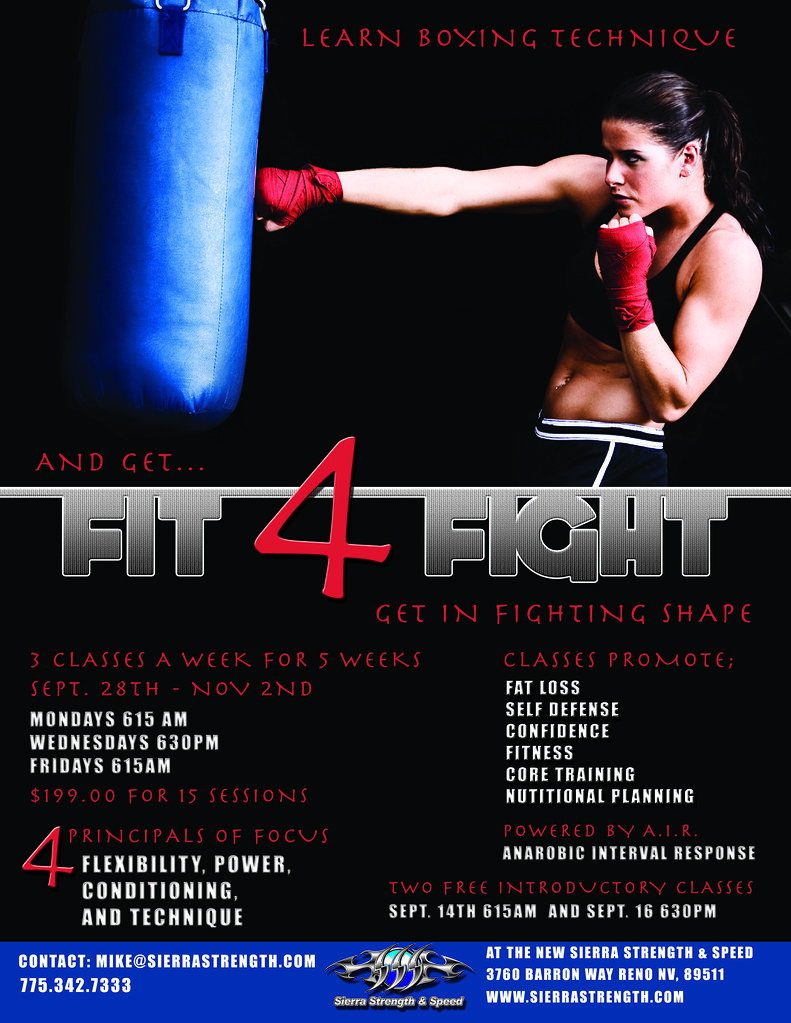 Fit 4 Fight