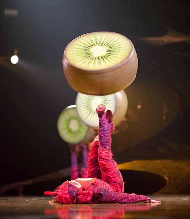 Cirque Du Soleil, Ovo