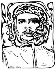 Revolutionary Maze Che Guevara
