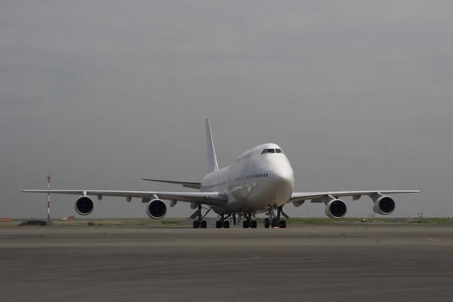 JAL B747-300