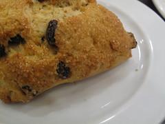 The scone