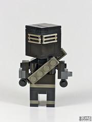 CubeDudes Snake Eyes