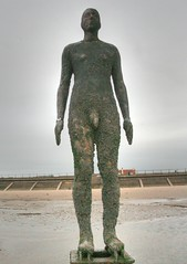 No. 21 (Phil Jones Photography) Tags: beach statue liverpool photography jones shropshire place phil cast another antony pjp gormley crosby oswestry