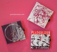 Relógios Stamps