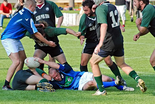 Rugby Fiddlers Green Jena vs. SG Stahl Brandenburg
