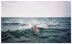 dives (toby price) Tags: sea summer italy holiday beach swim dive tuscany maremma tobypriceportfolio