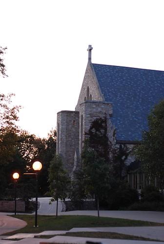 Boe Memorial Chapel
