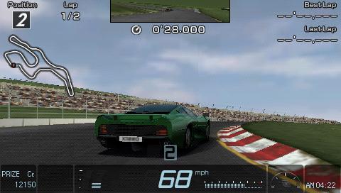 GT PSP - Single Race01