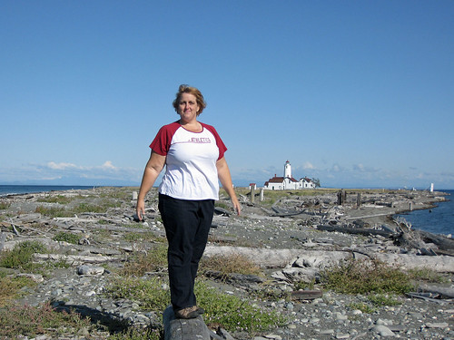 Jeri at Lighthouse