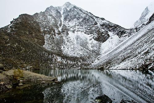 Lake of the Mountain Spirits