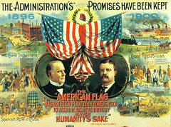 McKinley Campaign Poster