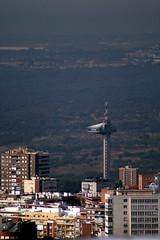 El Faro de Moncloa (darkside_1) Tags: madrid españa capital vistas moncloa farodemoncloa demadridalcielo sergiozurinaga bydarkside darkside1 vistasdesdetorrepicasso desde157metrosdealtura estoeslaostia demadriddesdeelcielo