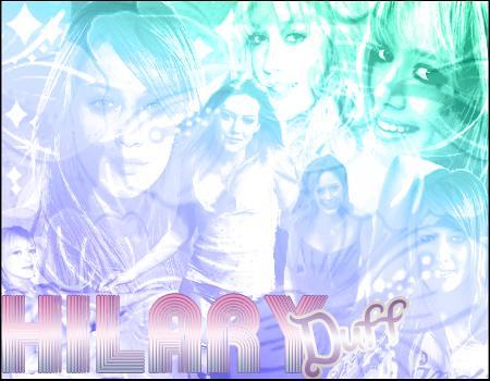 Hilary duff by Juliane.Moraes