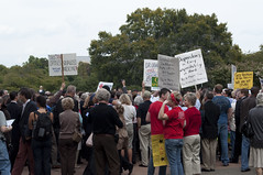 Health Care Protest (East End, District of Columbia, United States) Photo
