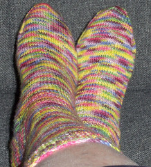 Sunshine - Wildflowers Sock complete