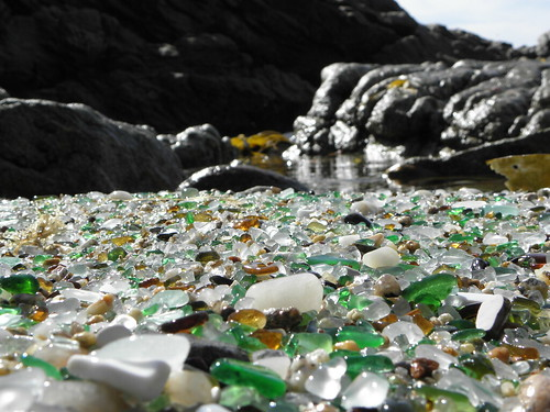 Praia dos Cristais; Laxe by amaianos