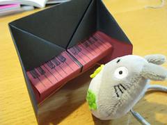 20090907-yoyo摺的鋼琴 (2)