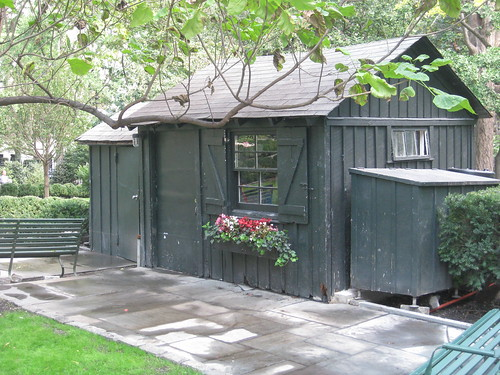 Gramercy Park Shed