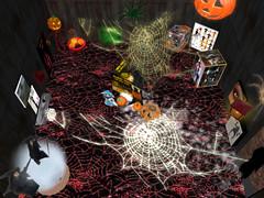 Kostenlose Halloweenausstattung beim Nullinger im Hof