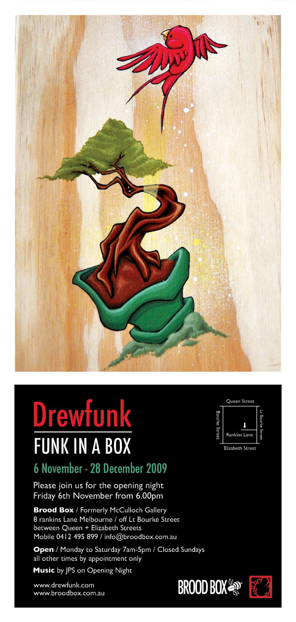 drewfunk - FUNK IN A BOX