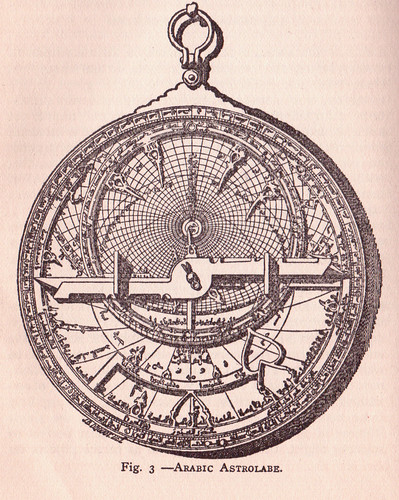 Arabic Astrolabe