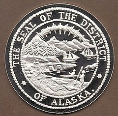 Alaska cliche obverse
