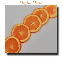 Orange (psycho_pixie) Tags: orange fruit fun experiment whatever 289365 psychopixie project36612009 16oct2009