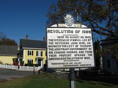 Revolution of 1689