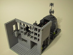Der Reise: Teleporter C (4) (DarthNick) Tags: world 3 bar war call lego map 5 five duty nazi pack zombies der teleporter riese at mp40 brickarms cod5