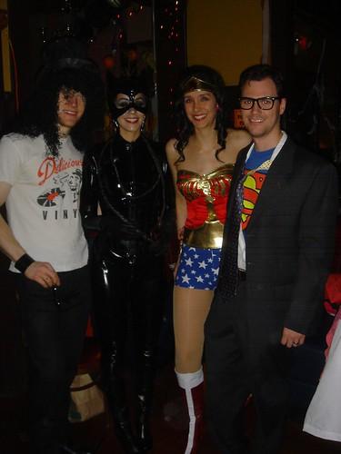 2009 Porltand Halloween - Bossannova Ballroom