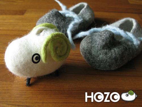 HOZO & BABY SHOES