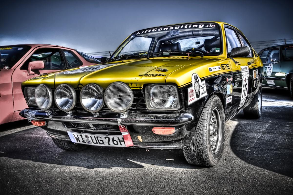 Opel Kadett GT/E