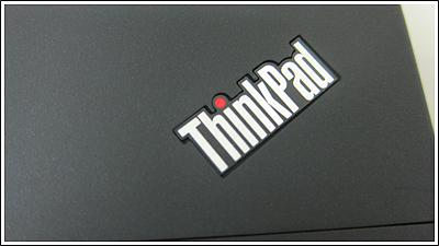 ThinkPad X200にライトが付いてた