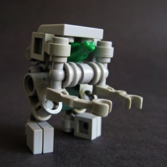 T.O.A.D: Frog Utility Hardsuit (legosamurai) Tags: frogspace