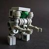T.O.A.D: Frog Utility Hardsuit (legosamurai) Tags: frogspace