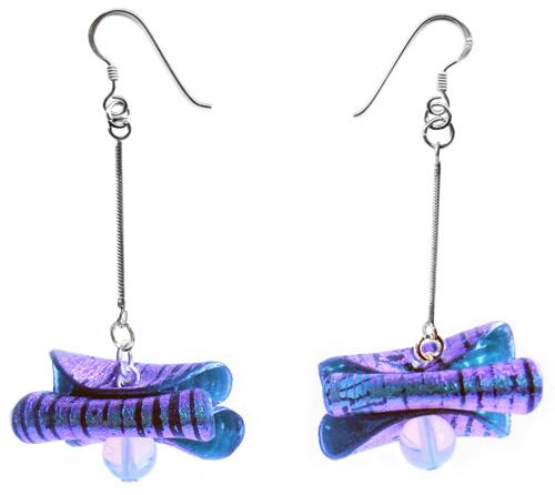 Boucles d'oreilles Molusk Lotus - Hiver 2009