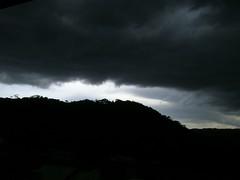 O essencial  saber ver (thaslehmann) Tags: sky storm nature chuva cu nuvens morro temporal rvores fernandopessoa ameninaqueroubavalivros