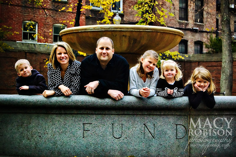 Boston Family Portrait 4