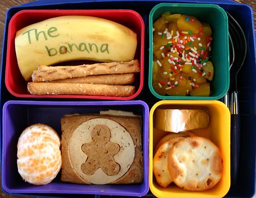 Kindergarten Bento #263