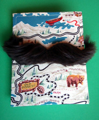 Movember Mustache Journal