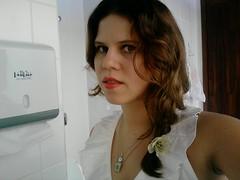 Trana (Ana Leticia) Tags: selfportrait make self autoretrato makeup eu natura maquiagem lipstick avon memyself aquarela trana batom i cor6