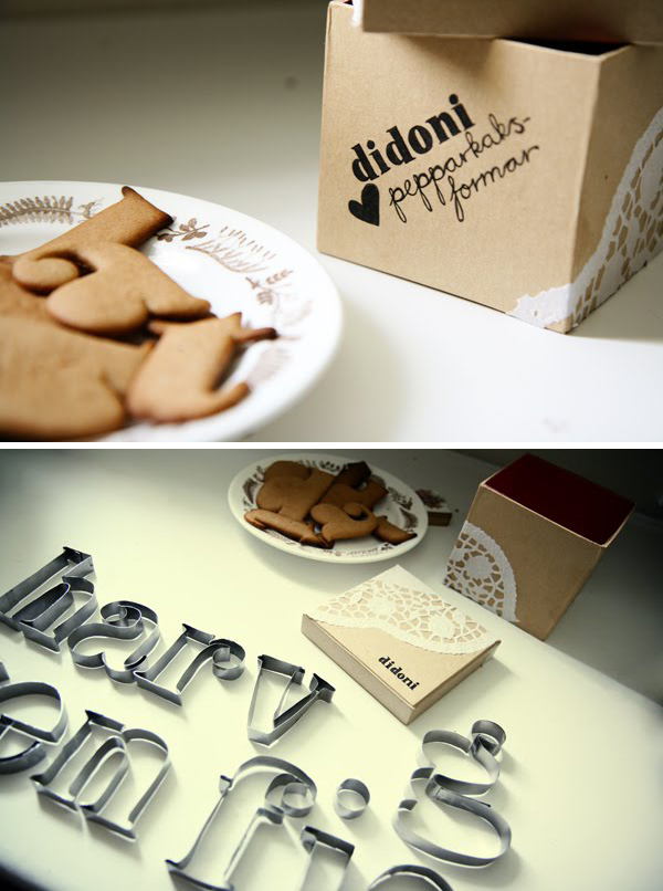 Tove Hedman Cookie Cutters