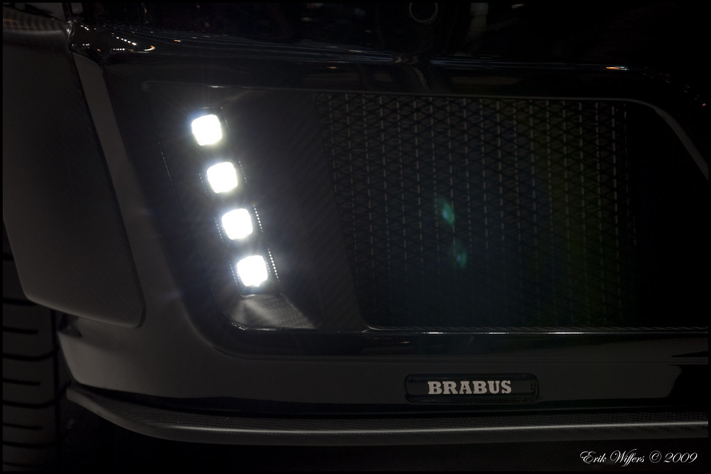 "Brabus E V12 Black Baron ""one of ten"""